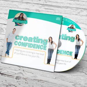 Hayley Kiemel Confidence card sleeve