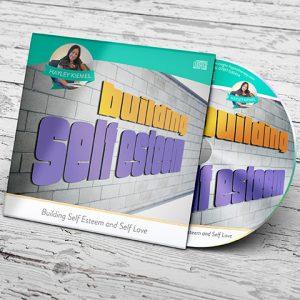 Hayley Kiemel Self Esteem card sleeve